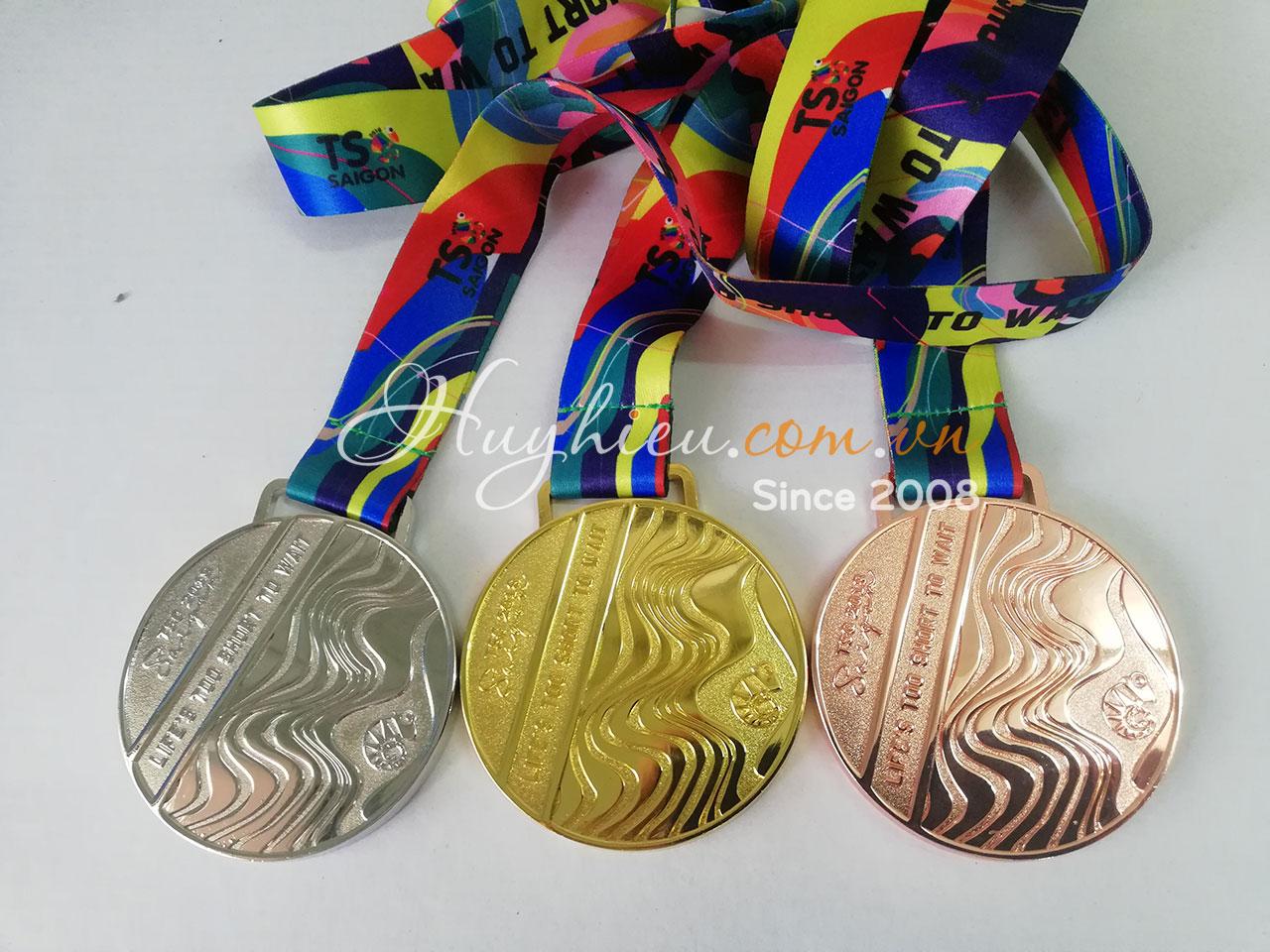 Huy chương thể thao 39